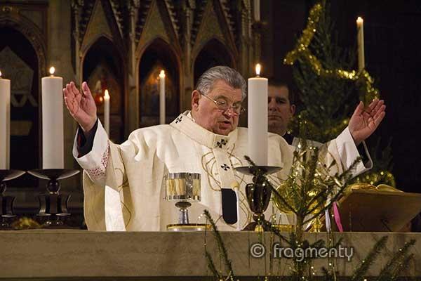 Jeho Eminence kardinál Dominik Duka OP, arcibiskup pražský, metropolita a primas český