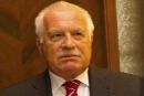 Profesor ekonomie na VŠE, bývalý prezident ČR Václav Klaus