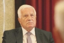 Profesor Václav Klaus, prezident repubiky v letech 2003-2013