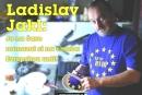 Volební plakát Ladislava Jakla do Senátu