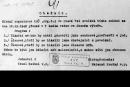 Oběžník místní organizace KSČ - aneb soudci z lidu