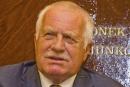 profesor Václav Klaus, prezident ČR v letech 2003-2013